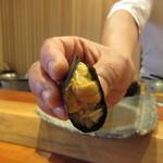 寿司 あさ海 - 海胆
