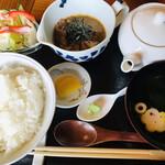 大門茶屋いろり - 料理写真:漁師茶漬け=950円 税込
