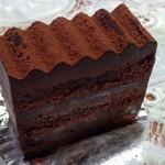 パティスリー ビガロー - トリュフケーキ