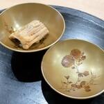 Kitahamasushiyamano - 煮穴子