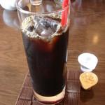 オリーブ - アイスコーヒー