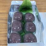 御菓子司梅月堂西店 - 料理写真: