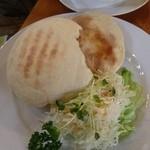 スリランカレストラン&カフェ LAMP - ロティ