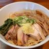 Mendokoroyukiti - 料理写真:冷たい生姜まぜそば(醤油)