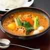 ギャラリー有田 - 料理写真:自家製豚角煮のポークカリー(ココナッツ)