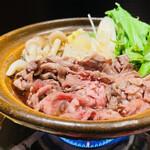 銀座米料亭 八代目儀兵衛 - 10食限定の和牛すき焼き!