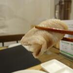 繭久里カフェ - 豚肉