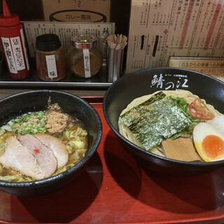 鯖の江 - 料理写真:越前鬼おろし つけ麺大盛り 930円税込