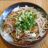 るぱん - 料理写真:焼きラーメン風 福岡名物