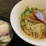 旬麺晴れる家 - 料理写真: