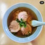 北の屋食堂 - 料理写真:チャーシュー麺