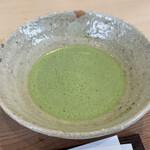 あみじま茶屋 - 抹茶