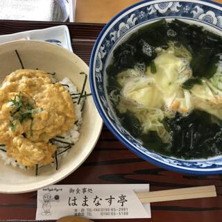 はまなす亭 - 料理写真: