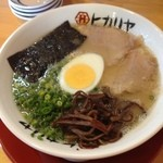 ヒカリ屋 - 料理写真:ラーメン480円