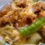 誠龍 - 誠龍飯のアップ