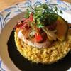 クードフー - 料理写真:メカステーキオリエンタルカレー ¥1,000-(税込)