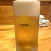 くまねこ食堂 - ドリンク写真:この一杯で仕事の疲れが洗われます♪(´∀`)