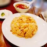 中華レストラン さんぷく - チャーハン
