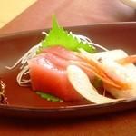 Tsukakoshi - 仕出し料理(刺身)