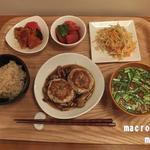 木月キッチン - お野菜の定食