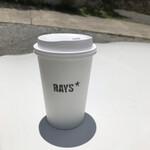 used clothing & cafe RAYS - ドリンク写真: