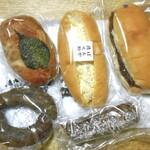 ぱんや 徳之助 - 購入したパン