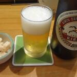 156193583 - 中瓶ビール