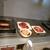 おひとりさま横丁 焼肉イイネ×麺屋はやぶさ - 料理写真: