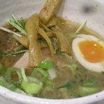 神田ラーメン わいず - 海のつけ麺