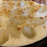PIZZA SALVATORE CUOMO - 拡大(4種チーズのクリームニョッキ)