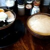 麺心 よし田 - 料理写真:喰らえ‼️とろろつけ麺1000円