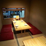 15621970 - 檜を使用した和風空間の個室