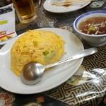 156214205 - 天津カレー炒飯