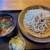 矢切そば堀切 - 料理写真:鴨汁そば 1100円