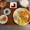 與五郎 - 料理写真:イワシフライ定食