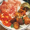 パレルモ プラス - 料理写真:「前菜の盛り合わせ」
