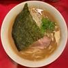 ラーメン 三七十家 - 料理写真:あご塩ラーメン 700円