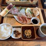156242664 - 朝トレ魚魚魚飯