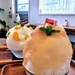 食堂カフェ ユズノハ -