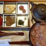 お茶漬け - 料理写真: