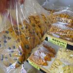 岩塚製菓 - 黒豆せんべい