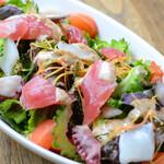 酒菜 一兆 - 沖縄鮮魚の海鮮サラダ