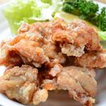 酒菜 一兆 - 若鶏の唐揚げ