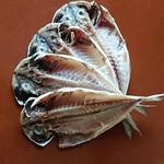 かたさん水産 - 料理写真:あじ
