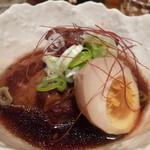 高岡大衆酒場 - 豚角煮 トロトロで美味