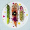 桜ばし - 料理写真:福井サーモンのオードブル