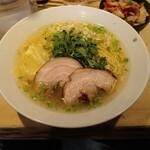 本丸亭 - 本丸塩らー麺