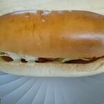パンの田島 - 海老とアボカド