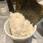 156279245 - 海苔ご飯