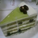 Sucre - 抹茶のケーキ